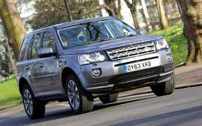 light blue land rover land rover freelander review