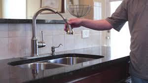 hansgrohe metro kitchen faucet bronze hansgrohe metro higharc kitchen faucet deck mount single
