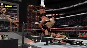 Backyard Wrestling Steel Cage Match Wwe 2k17 Universe Thread Wrestlingfigs Com Wwe Figure Forums