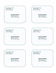 mailing label template vnzgames