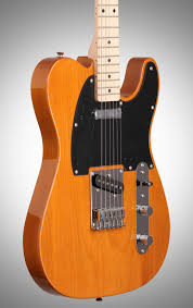squier affinity telecaster special maple butterscotch blonde