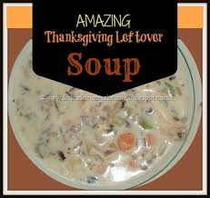 amazing thanksgiving leftover soup this is such a delicious soup