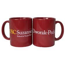 Coffee Mug Images Usc Suzanne Dworak Peck Of Social Work Coffee Mug