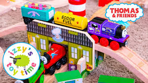 thomas and friends play table thomas train mix and match playset
