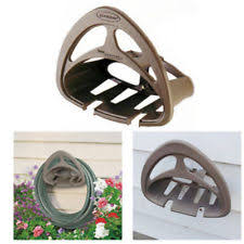 Garden Hose Hanger With Faucet Garden Hose Hose Hangers Holders Equipment Ebay