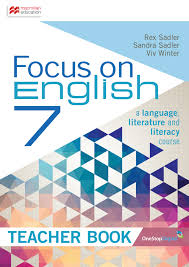 secondary 9781458650429 focus on english 7 teacher resource book