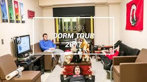 College Dorm Tv Amazing College Dorm Tour Ohio State University 2017 My