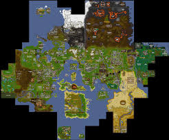 Oldschool Runescape World Map by After 15 Years Runescape To Add Second Continent Igeekout Net