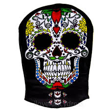 halloween skeleton masks day of the dead skeleton skin suit mask halloween fancy dress