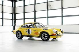 old porsche race car rare 1971 porsche 911 2 5 s t race car restored