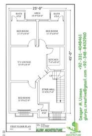 home design for 50 gaj house plan for 27 feet by 50 feet plot plot size 150 square yards