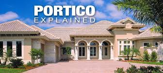house plans with portico portico entry home designs explained sater design collection