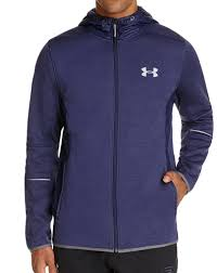 mens under armour swacket fz hoodie 1280754 410 s ebay