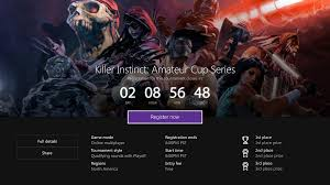 Clubs  LFG and Arena on Xbox Live Will Unite Gamers to Play and     Killer Instinct Arena on Xbox Live
