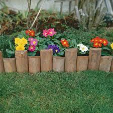 imagenes de jardines pequeños con flores flores para jardines pequeños aade una simptica cerca para cuidar