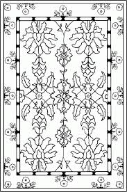rug coloring page rugs ideas