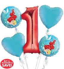 singing birthday balloons happy birthday mermaid balloon 28in singing party city