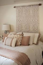 Headboard Wall Decor by Wall Hanging Headboard Ideas 5378