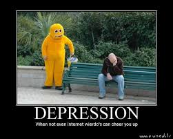 Depression Meme - bipolar planet depression demotivators