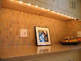 Kitchen Cabinet Lighting Options Under Counter Lighting Kitchen Cabinets