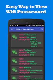 see wifi password android wifi password viewer free android apps on play