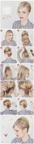8 cute updo hairstyles for short hair popular haircuts