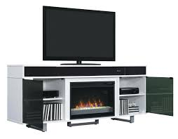 tv stand 82 pacer black 72 contemporary fireplace tv stand with