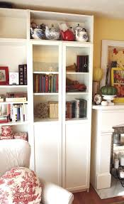 bookcase glass bookcase ikea for living room glass bookcase