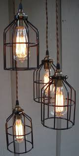 industrial lighting kitchen kitchen lighting contemporary industrial pendant lamp with clear