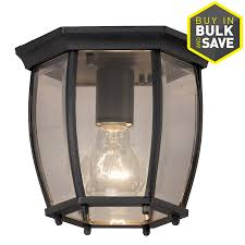 shop outdoor flush mount lights at lowes