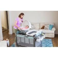 playard bassinet changer portable crib baby bouncer playpen travel