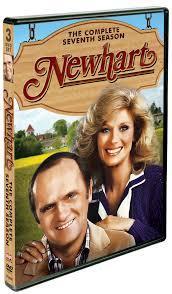 newhart the complete seventh season shout factory cinedigm