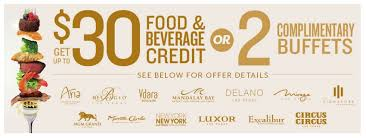 Rio Las Vegas Seafood Buffet Coupons by Luxor More Buffet Coupon U0026 Deal 2017