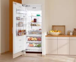 Miele Kitchen Cabinets Miele K1913vi 36 Inch Built In All Refrigerator Column With 4