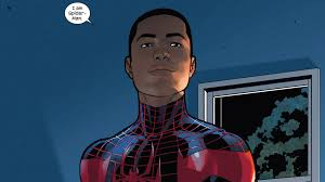 miles morales is to replace peter parker as first black spider man