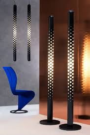 Modern Floor Candle Holders by Meet Tube Tom Dixon U0027s Take On Modern Floor Lamps