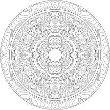 543 free mandalas colour images coloring