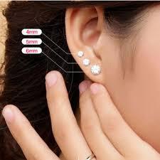 small diamond earrings best small diamond stud earrings products on wanelo