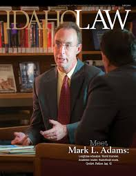 Power Of Attorney Idaho by Idaho Law College Of Law University Of Idaho By The University