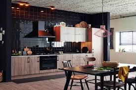 cuisine blanc laqué plan travail bois incroyable cuisine blanc laque plan travail bois 6 cuisine