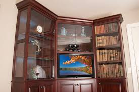 Corner Tv Cabinets For Flat Screens With Doors by C 210 Wall Unit Is The Perfect Corner Unit For A Flat Panel Tv