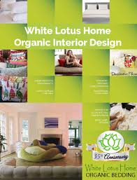 white lotus home organic interior design program