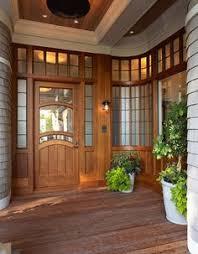 Front Door Design Photos Doors Small Solid Wooden Front Door With Teralis For Minimalist
