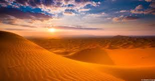 wallpaper erg chebbi sahara desert morocco 4k nature 2854