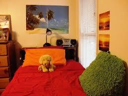 bedroom interior simple decorate small college dorm room ideas