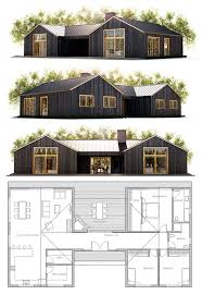 Home Plans With Vaulted Ceilings Garage Mud Room 1500 Sq Ft Best 25 Barndominium Floor Plans Ideas Only On Pinterest Cabin