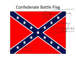 Battle Flag Civil War Is Over Time To Rebuild The South Ppt Download
