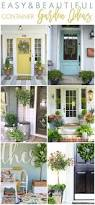 Colonial Front Porch Designs Best 25 Front Porch Planters Ideas Only On Pinterest Front