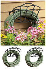 Garden Hose Hanger With Faucet Garden Hose Holder Ebay