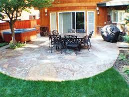 Backyard Patio Ideas Stone Patio Designs Sweet Outdoor Ament Patio Designs Then Privacy Ideas